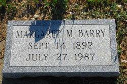 Margaret M. <I>Bertrand</I> Barry