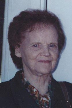 Mrs Ellen R <I>Heth</I> Aubrey