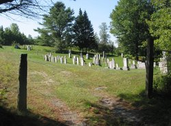 Woodbury Center Cemetery