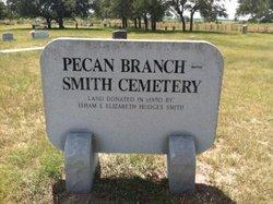 Pecan Branch - Smith Cemetery