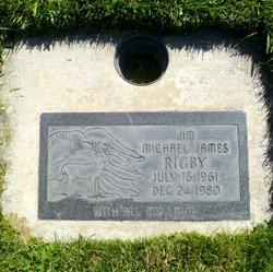 "Michael James ""Jim"" Rigby"