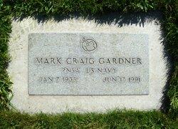Craig Mark Gardner
