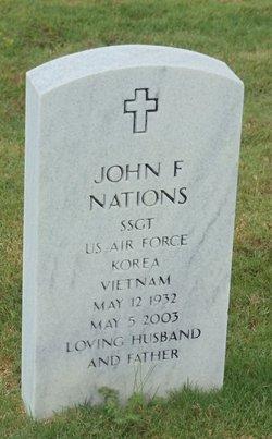 John Frank Nations