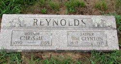 Chrissie <I>Boyer</I> Reynolds