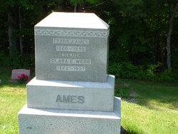 Clara E <I>Webb</I> Ames