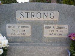 Helen Lucile <I>Penrod</I> Strong