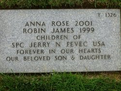 Robin James Fevec