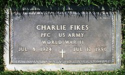 Charlie Fikes