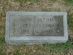 Sadie Alphin