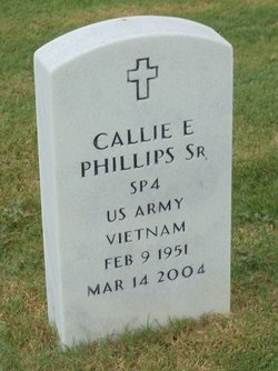 Callie E. Phillips, Sr