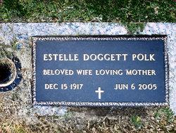 Estelle <I>Doggett</I> Polk