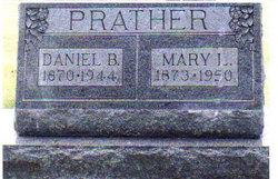 Mary Lucinda <I>Bailey</I> Prather