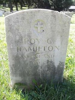 Roy G Hamilton
