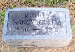 Nancy <I>Mayes</I> Coffia