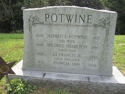 Lieut Francis H Potwine