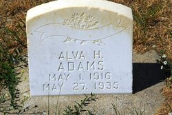 Alva Hugh Gene Adams