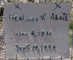 Herlinda <I>Vasquez</I> Abril
