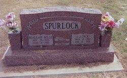 "Jasper Jackson ""Jack"" Spurlock"