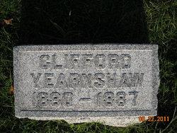 Clifford Yearnshaw