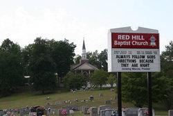 Red Hill Baptist Church Cemetery
