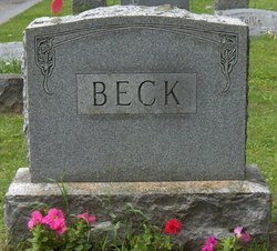 Clara <I>Fallon</I> Beck