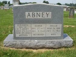 Eleaseph <I>Vittitow</I> Abney