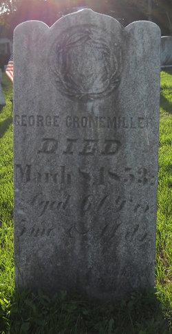 George Cronemiller