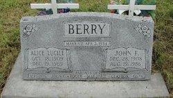 "John Frederick ""Jack"" Berry"