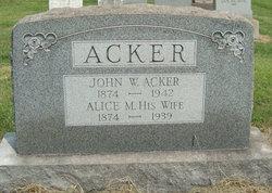 John Wesley Acker