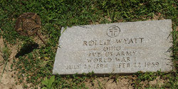 Rollie Wyatt