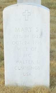 Mary Sophia <I>Boswell</I> Cummings