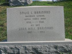 Sara <I>Hall</I> Brainard