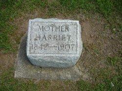 Harriett Helen Jane <I>Mapes</I> Bennett
