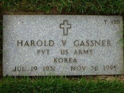 Harold V Gassner