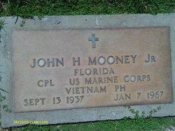 """Corp John Howard """"Jack"""" Mooney, Jr"""