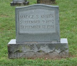 Madge S. Keiter