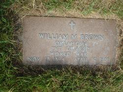 William Martin Brown