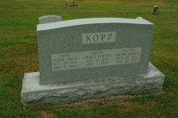 Grace Louise <I>Wright</I> Kopp