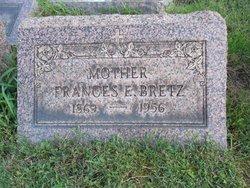 Frances <I>Lemersal</I> Bretz