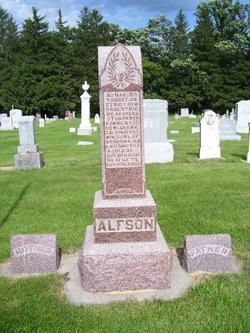 Helge <I>Krosso-Thompson</I> Alfson