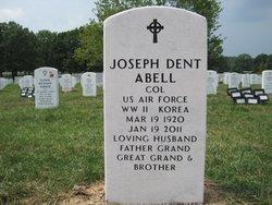 Col Joseph Dent Abell