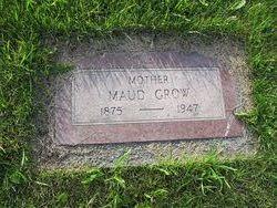 Maud Agnes <I>Hayes</I> Grow