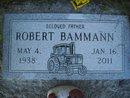 """Robert """"Bob"""" Bammann"""