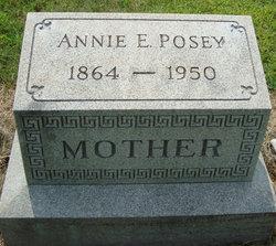 Annie Elizabeth <I>Gerhart</I> Posey
