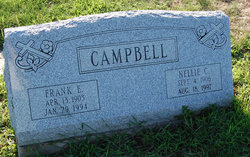 Nellie C <I>McCollough</I> Campbell