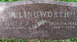 Bing Patrick Ellingworth, I