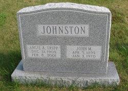 Angie A <I>Tripp</I> Johnston
