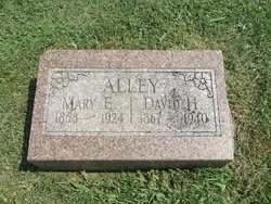 Mary Elizabeth <I>Ness</I> Alley