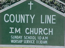 County Line AME Church Cemetery