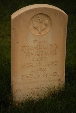 Franklin Van Mcintosh